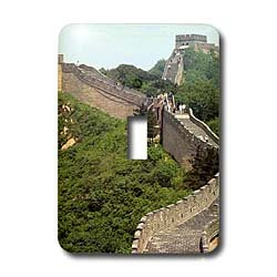 Vacation Spots - Great Wall of China - Light Switch Covers - single toggle switch