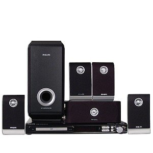 Best Buy Philips Hts3400 5 1 700w Dvd Home Theater System Review
