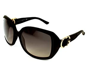 Gucci 3511 xzf Black Texture 3511 Butterfly Sunglasses by Gucci