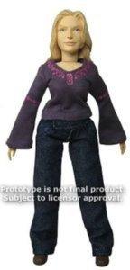 Lost Series 4 Juliet Burke (70s) Action Figure - 1