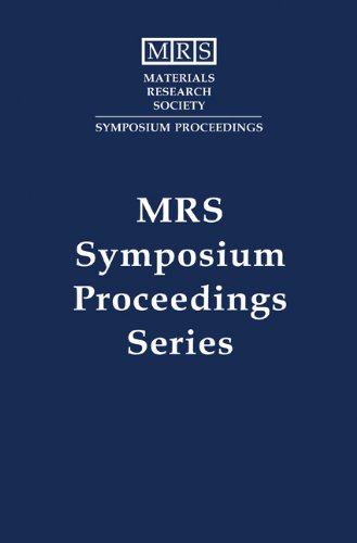 Gate Stack and Silicide Issues in Silicon Processing: Volume 611 (MRS Proceedings)