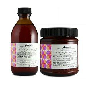 Davines Alchemic Copper 8.45 oz. Shampoo + 8.45 oz. Conditioner (Combo Deal)