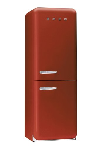 Bilder von Smeg FAB32R7 Kühl-Gefrierkombination rot