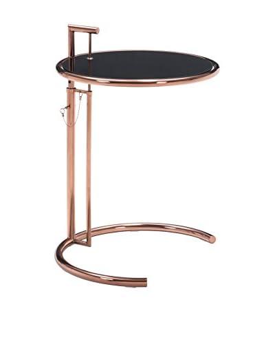 Zuo Modern Eileen Table, Rose Gold