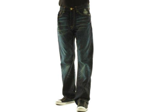 Christian Audigier M39151lr_816 Skinny Blue Man Jeans Men - 32l32