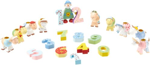 Toys pure 60957 geburtstagsdekoration sch fer ean Geburtstagsdekoration