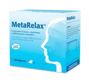 METARELAX 20BUSTE NEW