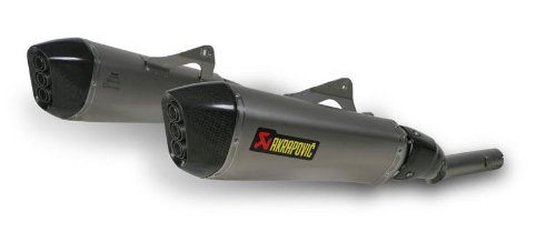 Akrapovic Street Legal Series Slip-On Exhaust