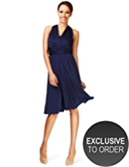 M&S Collection Bridesmaid Slinky Multiway Dress