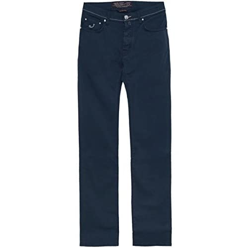 <strong>Jacob Cohen Slim Fit Gabardine <strong>Jeans Denim