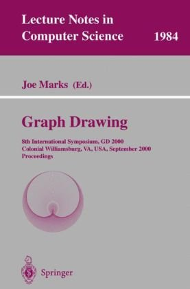 Graph Drawing, 8 conf., GD 2000