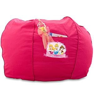 disney princess bean bag chair for kids childrens bean bag chairs. Black Bedroom Furniture Sets. Home Design Ideas