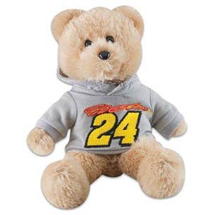 Jeff Gordon Nascar Teddy Bear