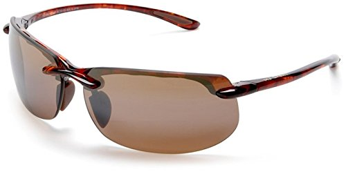 Maui Jim Banyans Sunglasses - Tortoise Frame - HCL Bronze Le