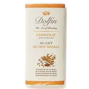 Dolfin Milk Chocolate Bar with Hot Masala-70g