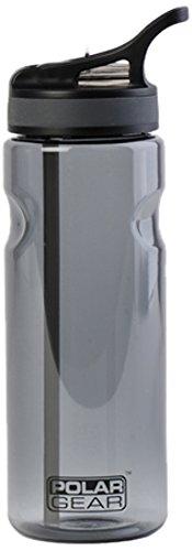 Polar Gear - Borraccia Hydro Style Tritan, 650 ml 650 ml nero