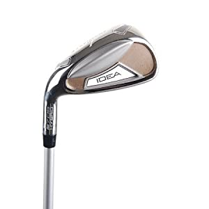 New Adams IDEA a7OS Bronze Ladies 7-Iron LH w/ Graphite Shaft
