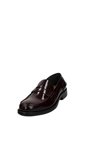 Brian Cress 165 Mocassino Uomo Bordeaux 42