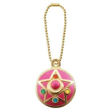 Sailor Moon Die cast Charm~Crystal Star Brooch~Swing Keychain