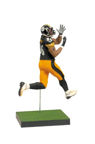 McFarlane Toys NFL Series 24 Hines Ward 3 Action Figure