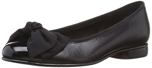 Gabor - Ballerine, Donna, Nero (Black (Black Leather/Patent)), 37 (4 uk)
