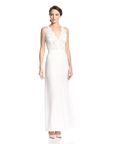 Aijek Women's Drifter Lace Maxi Dress