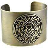 "Twilight New Moon ""Quileute"" Metal Cuff"