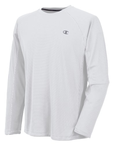 Champion Vapor Men's Long Sleeve T-Shirt # T6607 303495346