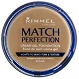 Rimmel Match Perfection Cream Gel Foundation - 303 True Nude