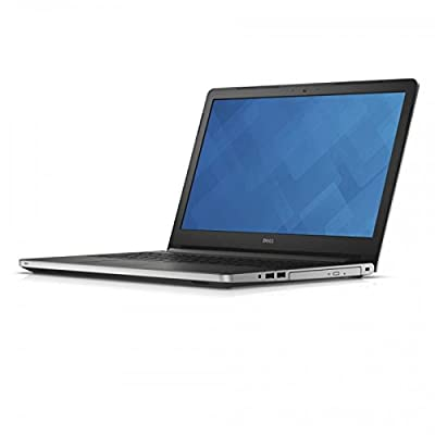 Dell Inspiron 5558 X560182IN9 15.6-inch Laptop (Core i3 4005U/4GB/1TB/Ubuntu Linux/Intel HD Graphics 4400), Silver