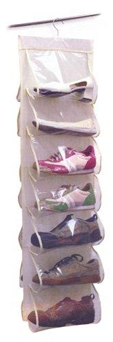 Hanging Shoe Organizer 14 Pocket