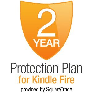 2-Year SquareTrade Warranty plus Accident Protection for Kindle Fire, US customers only