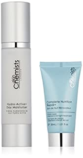 skinChemists Complete Nutrition Repair Plus and Hydro-Active Plus Day Moisturizer, 40 Gram