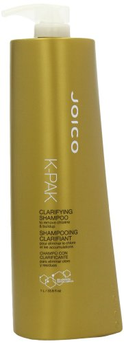 Joico 0000005336 K-Pak Clarifying Shampoo - 1000 ml