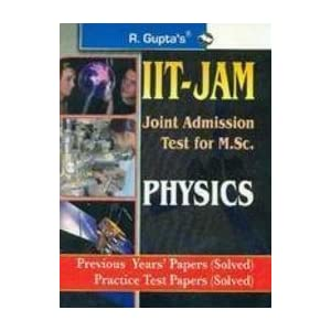 Jam book iit physics