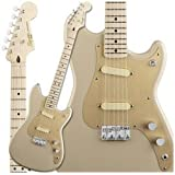 Squier by Fender CLASSIC VIBE Duo-Sonic 50s Electric Guitar, Desert Sand