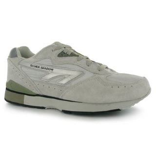 Hi Tec Silver Shadow Mens Silver/Grey 12 UK UK