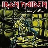 Piece of Mind By Iron Maiden (1994-07-14)