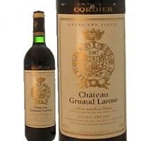 シャトー・グリュオー・ラローズ [1987] /赤ワイン/750ML/フランス/ボルドー/サン・ジュリアン