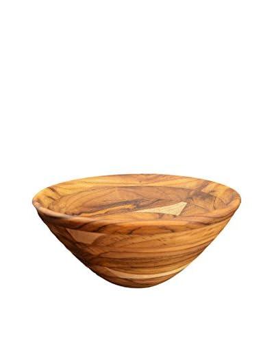 Pacific Merchants 11 Teak Salad Bowl