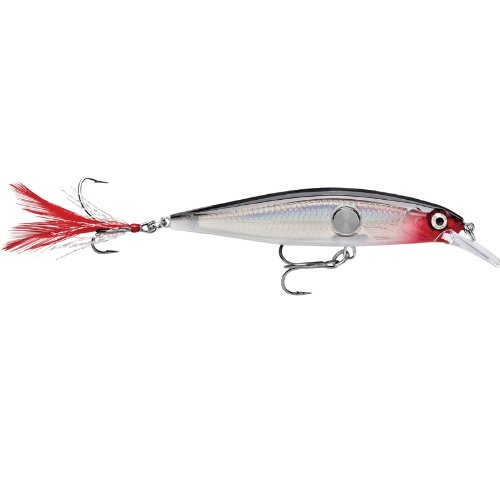 Rapala Clackin' Minnow Fishing Lure (Silver)  Review