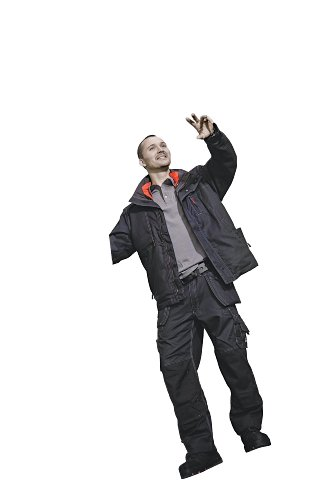 Lindos Trouser COLOUR Black SIZE 34.5L
