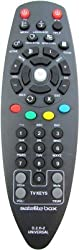 Indiashopers Dth Compatible For New Model Videocon D2H Set top Remote Controller