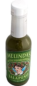 Melindas Original Jalapeno Pepper Sauce - 5 Oz by Figueroa Brothers