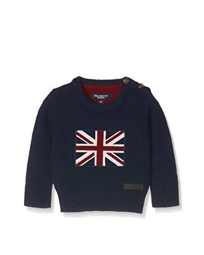 Hackett London Pullover Lana Ujk Crew T