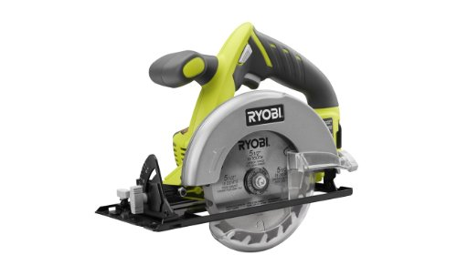 Ryobi 18V ONE+ Lithium-Ion 5-1/2″ Cordless Circular Saw P503 (Bare tool only, battery and charger not included)