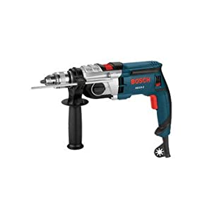 Factory-Reconditioned Bosch HD19-2-RT 8.5 Amp 1/2 in. 2-Speed Hammer Drill with Case