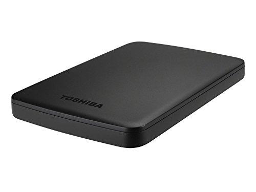 Toshiba Canvio Basics - Disco duro externo de 500 GB (USB 3.0, 6,4 cm (2.5