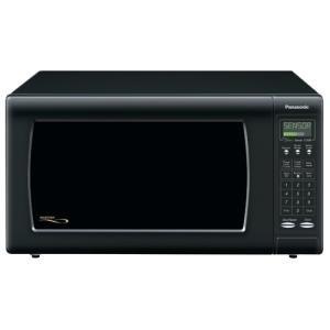 Panasonic, 1.6Cf Microwave- Black (Catalog Category: Kitchen & Housewares / Microwave Ovens)