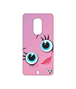 Vogueshell Lovly Cartoon Printed Symmetry PRO Series Hard Back Case for Motorola Moto X2